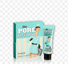 2x BENEFIT Porefessional pro balm face primer sample~.1oz=3ml~new in box~Sealed