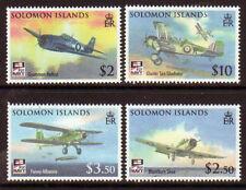 Aviation Solomon Islander Stamps (1978-Now)
