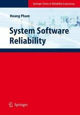 System Software Reliability by Hoang Pham (2006, Hardcover)