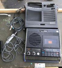 Sony TC-95A Cassssette-Corder Portable Cassette Recorder