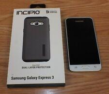 Samsung Galaxy (SM-J120A UD) Express 3 (AT&T) GSM Smart Phone *Bundled* *READ*