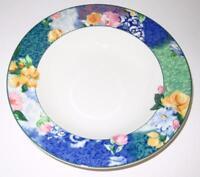 Christopher Stuart FRENCH BROCADE Optima Shape Wide Rimmed Soup Bowl