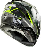 GMAX FF-98 FULL-FACE APEX HELMET BLACK/HI-VIS YELLOW XL G1981687