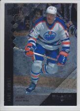 2009-10 UD BLACK DIAMOND JARI KURRI QUAD #188 BD Upper Deck Oilers