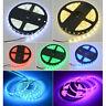 DC12V 5M SMD LED 5050 RGB RGBW RGBWW 60leds/m 300 LED Flexible Tape Strip Light