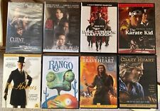 New listing Lot of Dvds Usual Suspects, Uncle Buck, Inglorious Basterds, Galaxy Quest