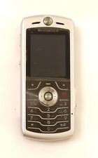 Motorola SLVR L7 - GSM UNLOCKED QUADBAND CAMERA BLUETOOTH MP3 BAR CELL PHONE.