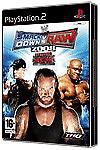 PS2 WWE Smackdown vs Raw 2008