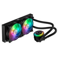 Cooler Master MasterLiquid ML240R RGB Liquid Cooler for LGA 2066/