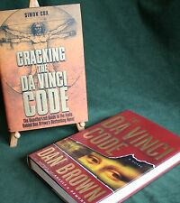 The DaVinci Code (by Dan Brown) AND Cracking the DaVinci Code (by Simon Cox)