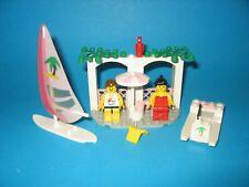 Lego Paradisa 6401 Strandoase  Seaside Cabana komplett mit 2 Figuren