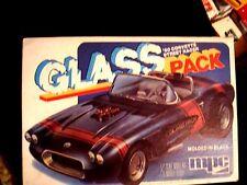 '60 Corvette Street Racer Glass Pack Model kit