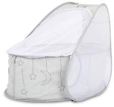 Koo-di POP-UP TRAVEL BASSINET GREY Baby Travel Sleep BN