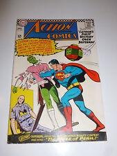 ACTION COMICS Comic - No 335 - Date 03/1966 - DC Comic