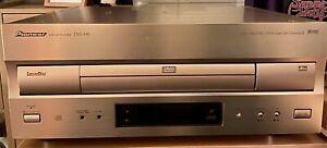 Pioneer Laserdisc/ DVD Player DVL-H9