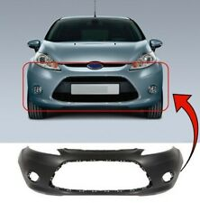 Ford Fiesta 2008-2012 Front Bumper With Fog Holes Insurance Approved UK Seller