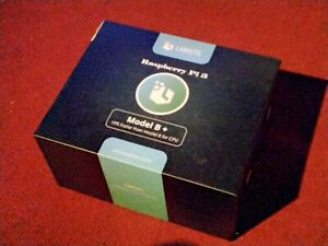 Raspberry Pi 3 B+ Model B Plus Complete Starter Kit Motherboard 32GB SanDisk