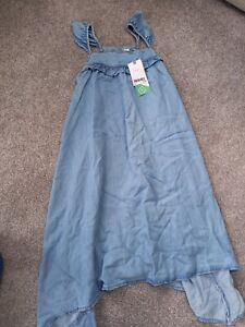 Girls Next BNWT Age 12 Chambray Summer Dress