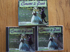 Concert in the Park 2 CD Set Classical Music Digital Stereo 2000 VG+ Condition