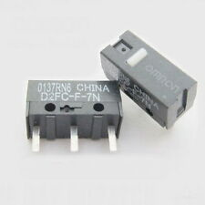 OMRON D2FC-F-7N Micro Switch Microswitch for Mouse 0.74N NEW - UK seller #0653