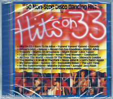 Hits On 33 by Sweet Power (2003) CD NUOVO Born to be alive. Xanadu. Stayin Alive