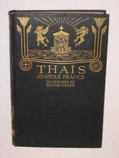 Anatole France THAIS Illustrated by Frank Pape 1926