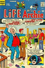 Life With Archie #122 - Archie Comics, June 1972, 20¢ - Phantom Scribbler