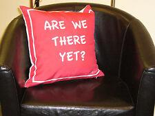 RED siamo ancora arrivati? Evans Lichfield Copricuscino