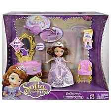 Disney Jr Sofia The First Sofia and Royal Vanity NIP #21 Take Care of Yourself