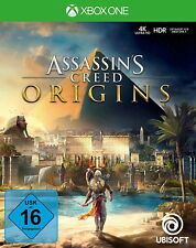 Assassin's Creed Origins (Microsoft Xbox One, 2017)