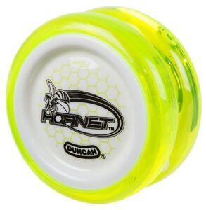 Duncan Hornet Yo-Yo (Trans Lime with White Caps)