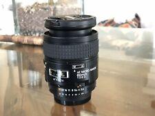 Nikon Micro-NIKKOR 60mm f/2.8 D AF Lens