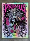 Primus Wallingford Rainbow Foil Limited 40 Brandon Heart Poster Comfirmed Order