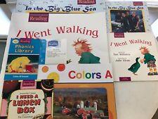Houghton Mifflin Reading Theme Bag 2 Grade K Colors All Around