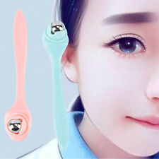 Eye Massager Stainless Steel Roller Treatment Roll-on Relaxation Beauty Care KQ