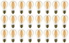Lampadine oro per l'illuminazione da interno LED E27
