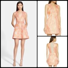 NWT ALICE + OLIVIA by STACEY BENDET PACEY LANTERN SUNSET PARTY DRESS SZ 6