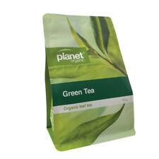 Planet Organic Green Tea Loose Leaf 125g