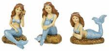 Miniature Fairy Garden Set of 3 Mermaids - Buy 3 Save $5