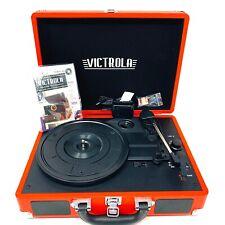 Victrola Portable 3 Speed Vinyl Record Player