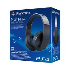 Platinum Headset PS4