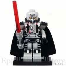 Sith Lord Darth Malgus Star Wars Minifig fits Top UK brand fast/free  UK Seller