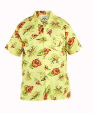 Duke Big Mens Kingsize Short Sleeve Hawaiian Shirt 5xl