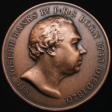 1997 | Sir Joseph Banks The Royal Horticultural Society Medal | KM Coins