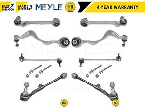 FOR BMW X1 E84 09- FRONT REAR LOWER SUSPENSION CONTROL ARMS LINKS TRACK RODS END