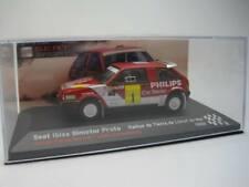 Seat Sport Ibiza Proto Servia Rally Lloret del Mar 1988 IXO 1/43 cochesaescala