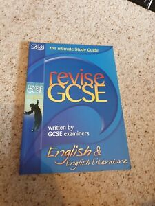 NEW Letts GCSE English And English Literature