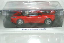 Spark 1/43 Scale Resin Model Car S2203 - 2009 Lotus Evora - Red