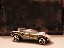 Hot Wheels Flashfire-Blanco-aproximadamente .1: 64 Diecast