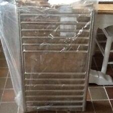 Chrome towel ladder radiator 800 x 500